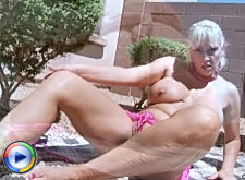 Mollymadison gets wet and shows off her dripping wet tight ass hole and pussy in her bathtub