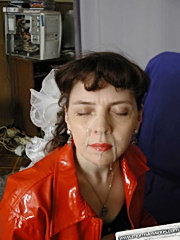 Old mom in group mature granny housewife hardcore