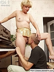 Hot sex instead musical lessons