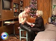 Big old cunt gets her ass banged deep and hard by a horny teen