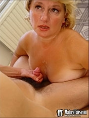 Fat mature lady boss fucking young assistant
