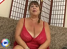 This big breasted mama will suck you dry
