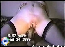 Wife gets black cock
