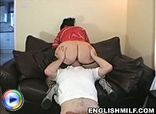 Big ass housewife friday fucks a nasty man-meat