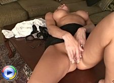 Mature old busty milf slut in a hardcore group sex