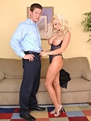 Milf brittany sucks dick and sells a house!