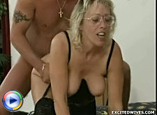 Husbands watch their wives get fucked hardcore