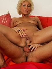 Slutty granny with a sexy fit body gives blowjob, rides cock and takes it in the ass
