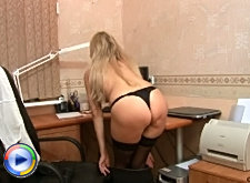 Smooth tanned mature housewife nude