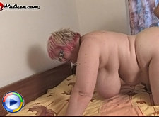This huge mature babe loves the cock