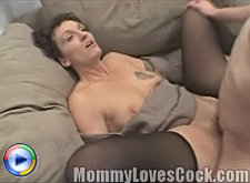 Wild milf sucks and gets fucked