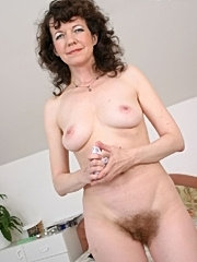 Horny mature housewife gets fucked by a huge cock