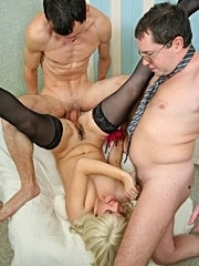 Blond elena was queen at this party. learn the real meaning of hardcore gangbang fucking.