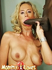 Big tit blonde pta mom kylie gets her mature pussy ripped open by monster black cock