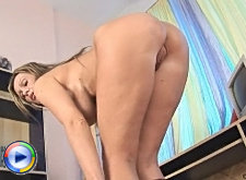Pandora shows you how she likes to be fucked by stripping down