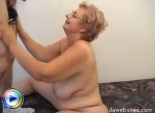 Horny youngster gets down and dirty with his best friend's mature mom