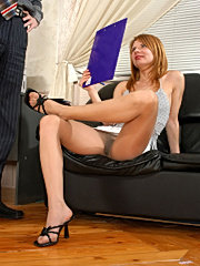 Old boss fucking younger office girl