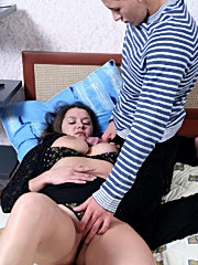 Fat bigtitted mature fucking