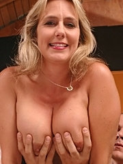 Milf wanda blows and got her bouncing juggs fucked