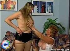 Housewives cheating their wives in public
