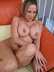 Sexy big tits babe fucked by a black guy